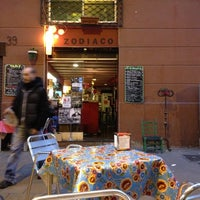 Photo taken at Zodiaco by Joan P. on 12/16/2012