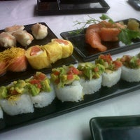 Photo taken at SushiClub by Sabri S. on 2/2/2013
