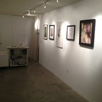 Photo taken at Subtext Gallery by Brooke E. on 2/16/2013