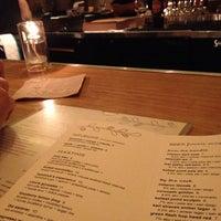 Photo taken at Kensington Grill by Brooke M. on 2/1/2013