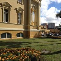Photo taken at Camara Municipal De Curitiba by Fernando 🐜 on 1/30/2013