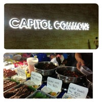 Photo taken at Capitol Commons by Anthony J. on 6/8/2013