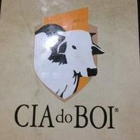 Photo taken at Cia do Boi by Melina on 10/5/2012