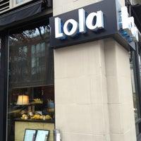 Photo taken at Lola by Samantha on 11/3/2012