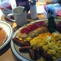 Photo taken at Norm's Restaurant by Erik S. on 4/8/2013
