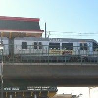 Photo taken at Metro Gold Line - Chinatown Station by Erik S. on 9/16/2013