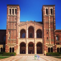Photo taken at UCLA Royce Hall by Slavka S. on 9/6/2013