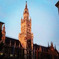 Das Foto wurde bei Neues Rathaus von Stefan K. am 9/24/2012 aufgenommen