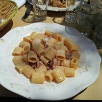 Photo taken at Osteria Zì 'Mberto by Jacopo M. on 7/7/2013