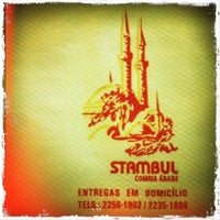 Photo taken at Restaurante Stambul by Zepedro on 6/18/2013