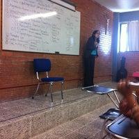Photo taken at Facultad de Comunicación y Mercadotecnia de la UDLSB by May M. on 10/2/2012