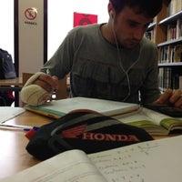 Photo taken at Biblioteca Municipal Vinaros by Isaac P. on 3/8/2013