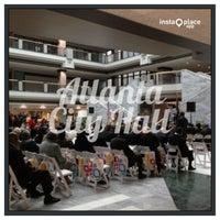 Photo taken at Atlanta City Hall by Sojourner M. on 10/19/2013