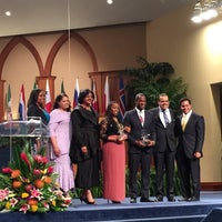 Photo taken at Body Of Christ Church International by Sojourner M. on 4/13/2015