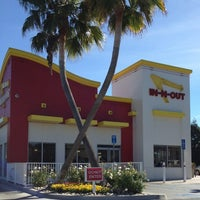 Photo taken at In-N-Out Burger by Lauren W. on 10/27/2012