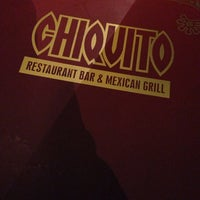 Photo taken at Chiquito by James L. on 3/21/2014