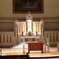 Photo taken at St. Ann Church by JM H. on 11/11/2012