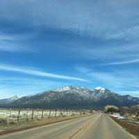Photo taken at Taos, NM by Анна К. on 1/2/2016