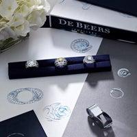 Photo taken at De Beers Diamond Jewelers by 🐾 🐩 Philanthropist V. on 3/14/2015