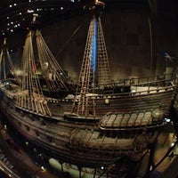 Photo taken at The Vasa Museum by Joakim B. on 10/17/2012