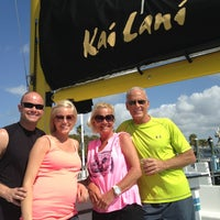 Photo taken at Kai lani Catamaran by Chris S. on 2/11/2013