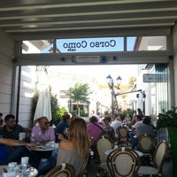 Photo taken at Corso Como Cafe by Ioannis P. on 10/6/2012