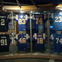 Photo taken at San Diego Hall of Champions Sports Museum by Melodie T. on 1/22/2013