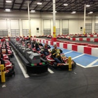 Photo taken at K1 Speed Ontario by Gaston on 11/11/2012