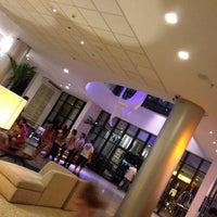 Photo taken at Radisson Hotel Maceio by Valeria S. on 7/22/2013