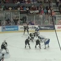Photo taken at Syracuse Crunch Hockey Club by Barb M. on 6/1/2013