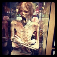 Photo taken at Ye Olde Curiosity Shop by Pedro A. on 10/22/2012