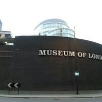 Photo taken at Museum of London by Katie O. on 1/4/2013