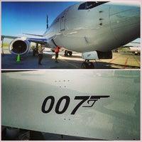 Photo taken at Calgary International Airport (YYC) by Harrison B. on 6/24/2013