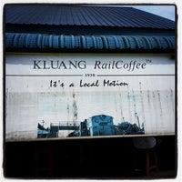 Photo taken at Stesen Keretapi Kluang by Peter L. on 7/3/2013