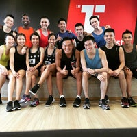 Photo taken at Fitness First Platinum by YS T. on 5/15/2016