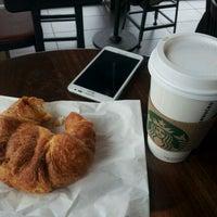 Photo taken at Starbucks by Jasmine L. on 3/16/2012