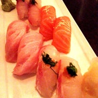 Photo taken at Sushi Sasa by Audrey D. on 2/24/2012