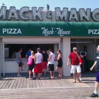 Photo taken at Manco & Manco Pizza by Dave on 5/28/2011
