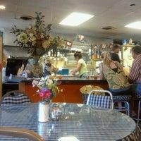 Photo taken at Cafe Reva by JB G. on 9/25/2011