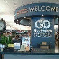 Photo taken at Bookmans by Tom S. on 6/11/2011