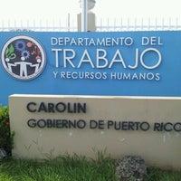 Photo taken at Oficina de Desempleo (Nuevas Instalaciones) by vlad m. on 8/20/2012