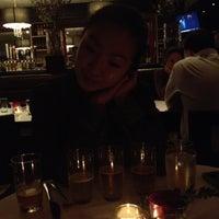 Photo taken at Stella Manhattan Bistro by Ramon G. on 3/21/2012