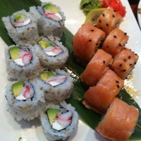 Photo taken at Sushi Katana by Heather H. on 3/17/2012