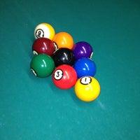 Photo taken at SoHo Billiards by Chris on 9/12/2012