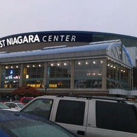 Photo taken at First Niagara Center by Rich B. on 3/12/2012