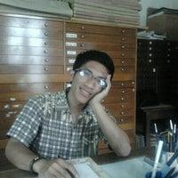 Photo taken at Penerbit Gandum Mas by Aris C. on 9/9/2011