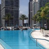 Photo taken at Kimpton EPIC Hotel by KimptonInFL on 8/31/2012