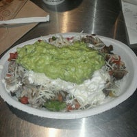 Photo taken at Chipotle Mexican Grill by Danielle L. on 12/20/2011