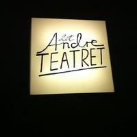 Photo taken at Det Andre Teatret by Tommy P. on 10/1/2011