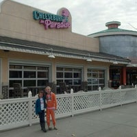 Photo taken at Cheeseburger in Paradise by Kathryn H. on 11/12/2011